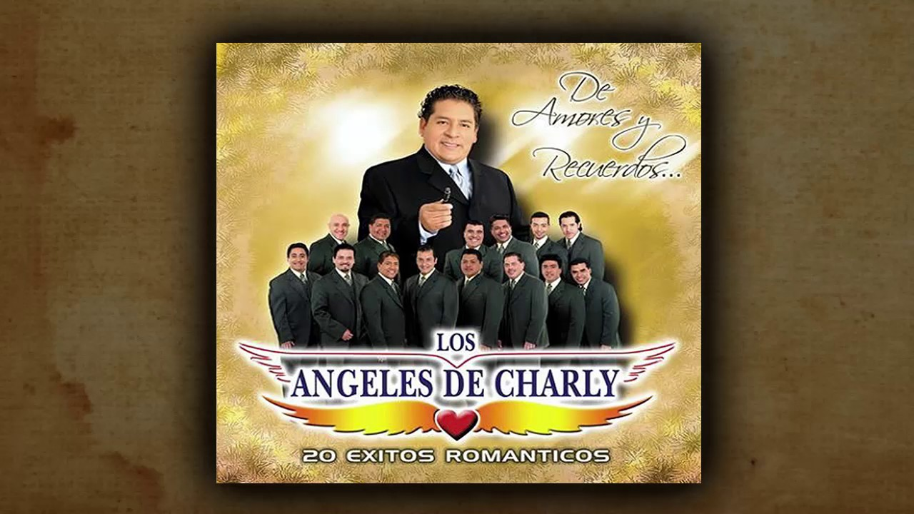 Los Angeles De Charly - Dulce Mujercita