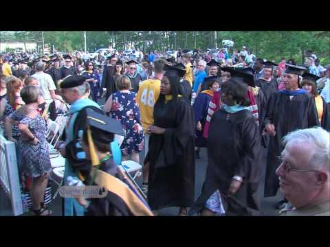 Cumberland County College 2017 Commencement