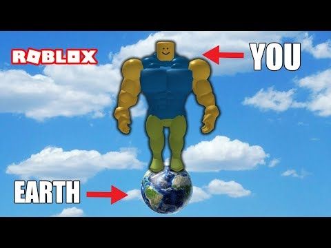 LIFT WEIGHTS AND GET HUGE IN ROBLOX | Weight Lifting Simulator 2