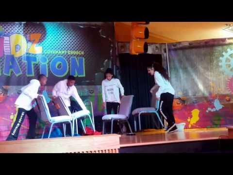 Church Clap Dance - Teen Talent Competition (Dance Ambassadors of iDance Ministry)