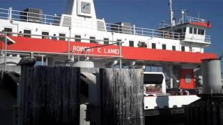 Ferry Galveston Texas