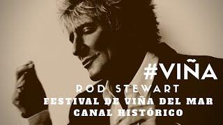 Rod Stewart (en vivo) - You're in my heart - Festival de Viña del Mar 2014 HD