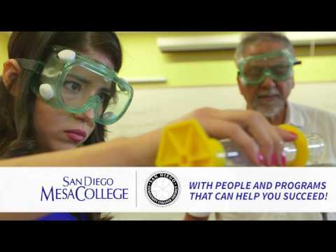San Diego Mesa College - Science - 15