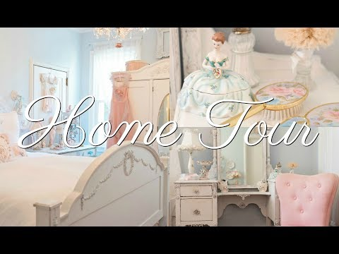 🏡SHABBY CHIC HOME TOUR~Jennifer July Cottage of the Month