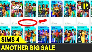 Another BIG Sims 4 sale... Up to 88% off!!