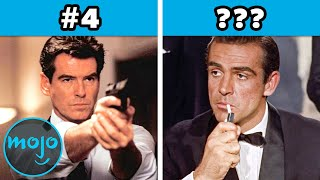 Best James Bond Actors