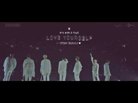 BTS (방탄소년단) WORLD TOUR 'LOVE YOURSELF: SPEAK YOURSELF' SPOT