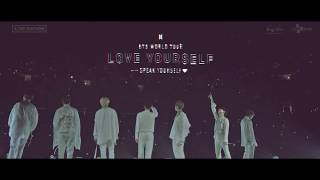 BTS (방탄소년단) WORLD TOUR 'LOVE YOURSELF: SPEAK YOURSELF' SPOT Co...