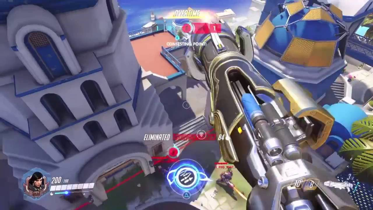 Image result for pharah overwatch fly