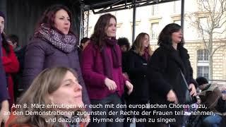 8M Women Anthem by European Choirs