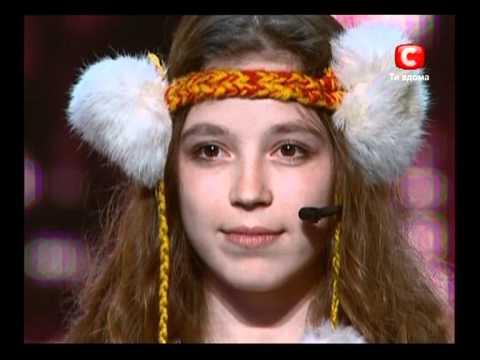 X-Factor Харьков. Азиза Ибрагимова - хорошка шоу)