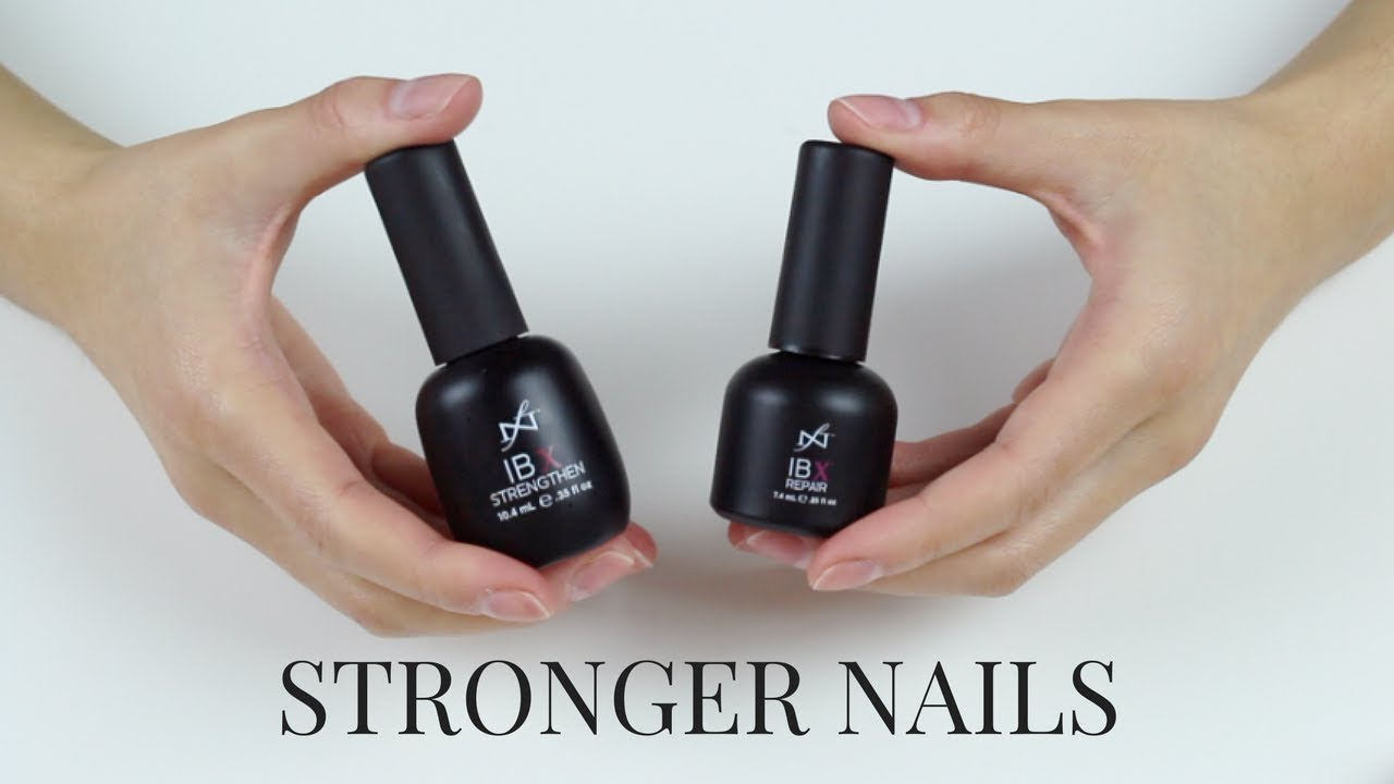 3 WAYS TO REPAIR & STRENGTHEN NAILS AFTER REMOVING GEL/ACRYLIC/GEL ...