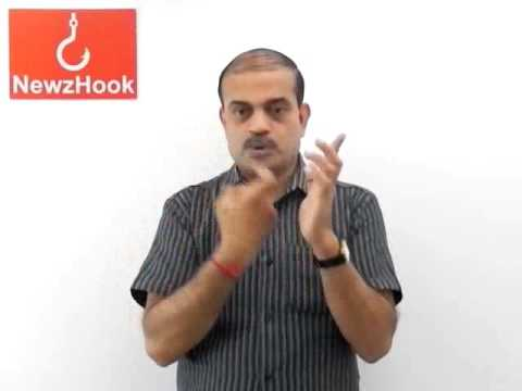 Sensex loses over 100 points, Nifty down by 32 points - Sign Language News by NewzHook.com