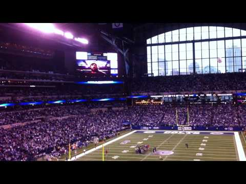 MARVIN HARRISON INDUCTION TO THE RING OF HONOR