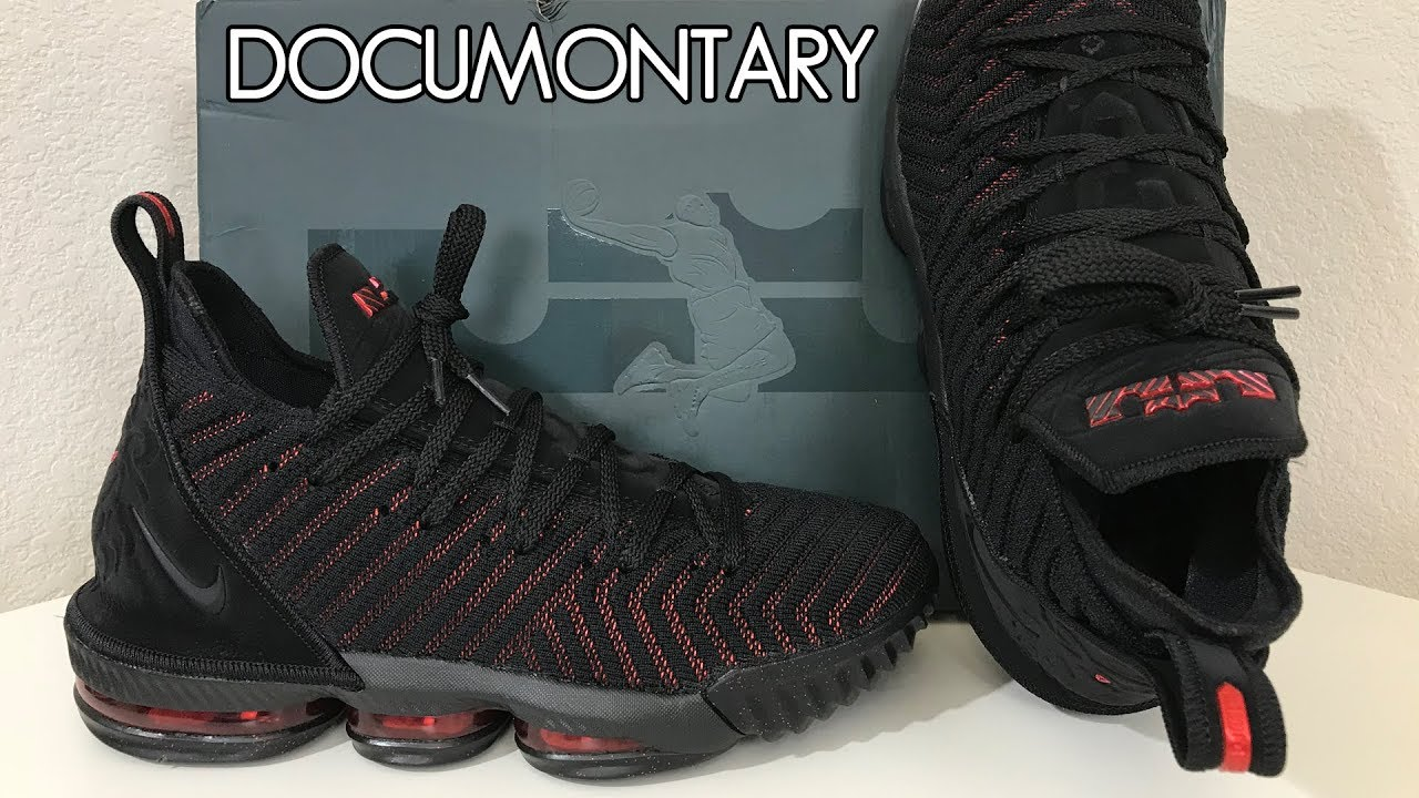 d6d7e08098251 Nike LeBron 16 Fresh Bred • Review   On-Feet
