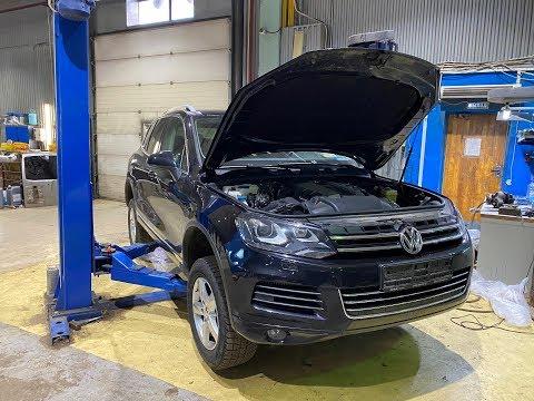 Volkswagen Touareg 3.0D NF - Самый надежный Фольксваген? Или нет?