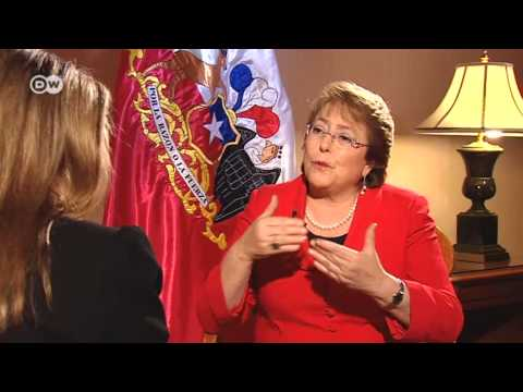 Chile's Uncertain Future: Will Reforms Have High Price?   Journal Interview
