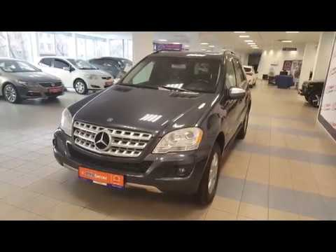 Купить Mercedes-Benz ML350 (Мерседес Бенц ML350) 2010 г. с .