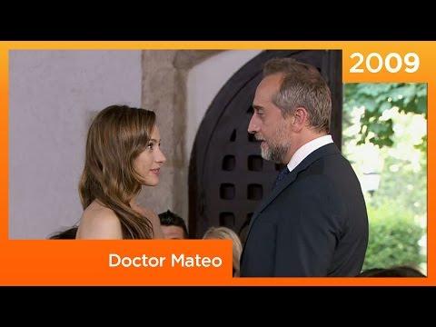 Adriana Natalia Verbeke y Mateo Gonzalo de Castro se fugan en 'Doctor Mateo' de Antena 3