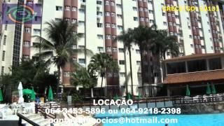 HOT SPRINGS HOTEL EM CALDAS NOVAS EM GOIÁS   APARTAMENTOS PARA LOCAÇÃO    04 11 2014