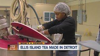 Ellis Island Tea made in Detroit