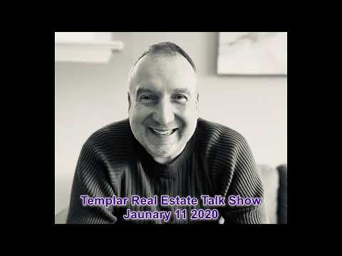Templar Real Estate Talk Show January 11 2020