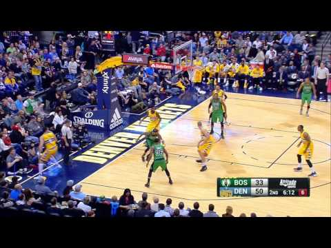 Boston Celtics vs Denver Nuggets | March 10, 2017 | NBA 2016-17 Season