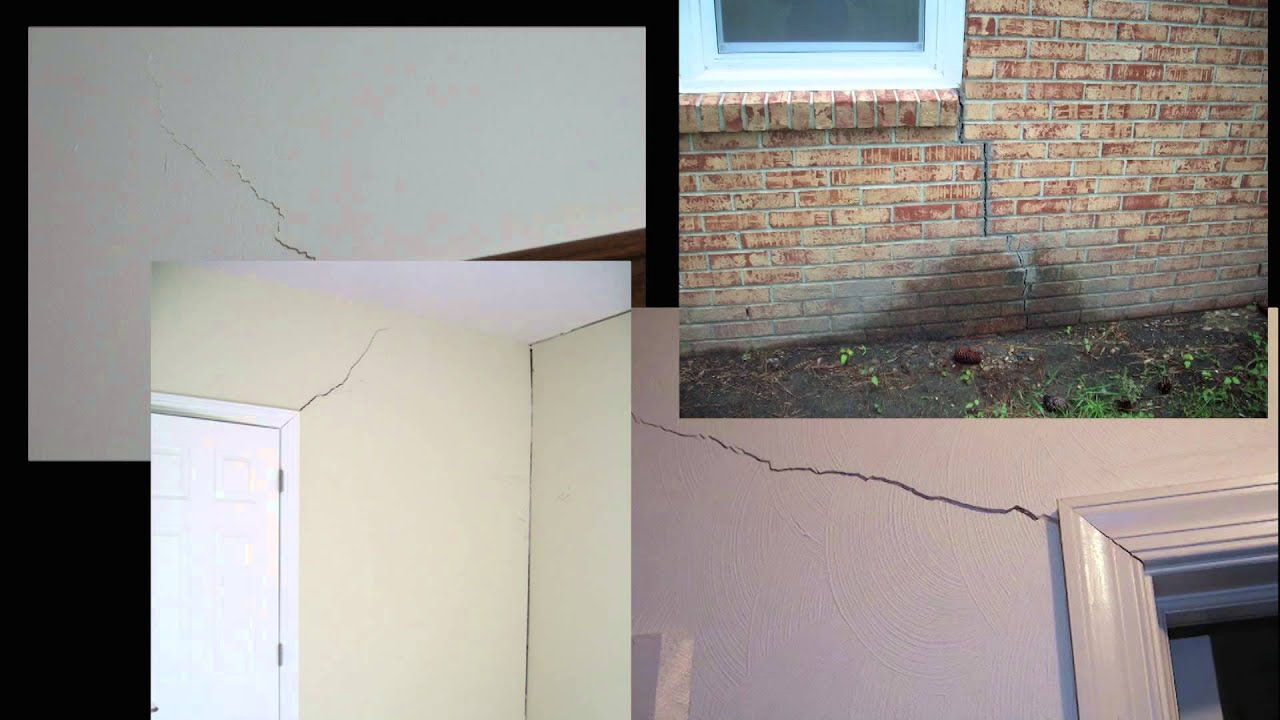 Foundation Cracks and Signs of Structural Failure