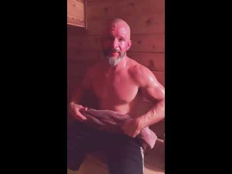 Russian Sauna Treatment!!!🥵🤯