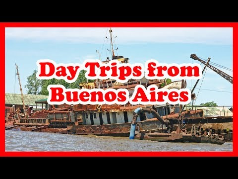 5 Top-Rated Day Trips from Buenos Aires | Argentina Day Trips Travel Guide