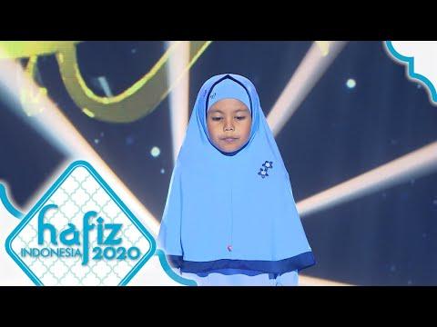 Hafiz Indonesia 2020 | Sambung Ayat Qori Afiqah 7th. Malinau | TA'ARUF [26 April 2020]