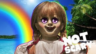 How to make Annabelle creation Not Scary!