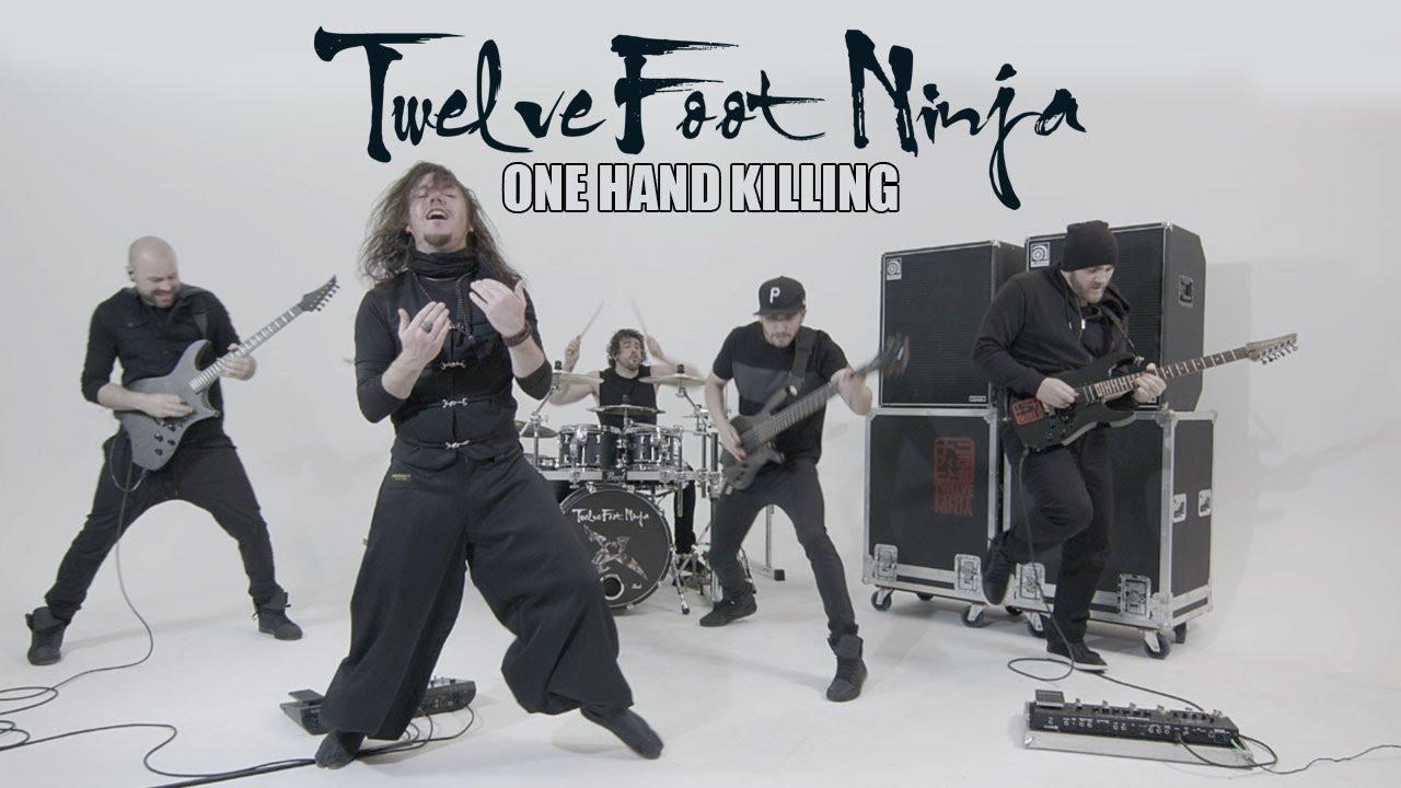 Twelve Foot Ninja - ONE HAND KILLING (OFFICIAL VIDEO)