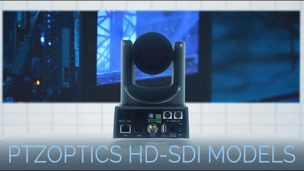 SDI MODELS - PTZOptics