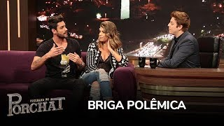 Diego explica briga com Anderson no Power Couple Brasil