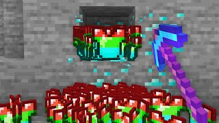 Minecraft, But Item Drops Are Custom And Multiplied...