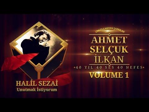 Halil Sezai - Unutmak İstiyorum - ( Official Audio )
