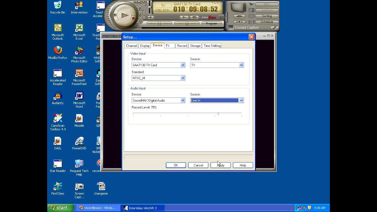 INTERVIDEO WINDVR 2 WINDOWS VISTA DRIVER DOWNLOAD