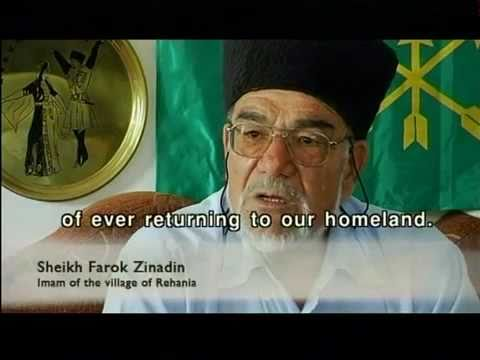 Muslims for Israel - Circassian Sheikh Farok Zinadin