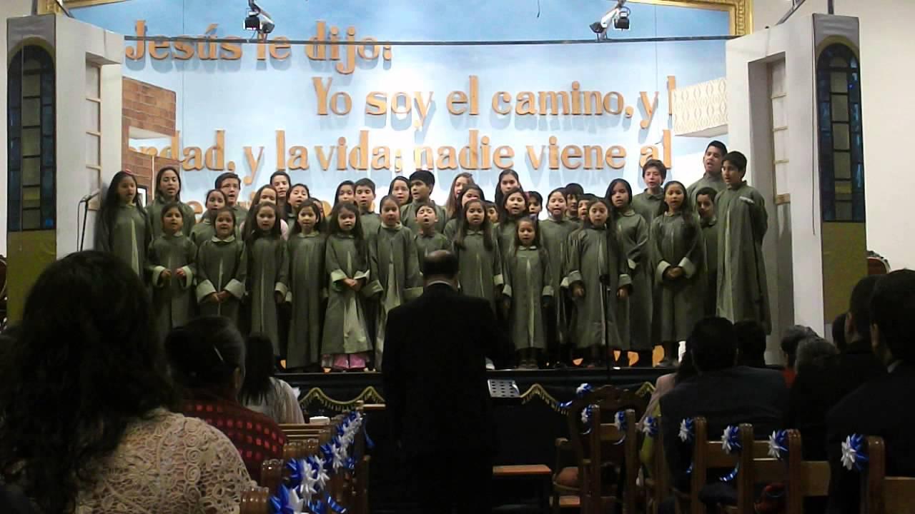 CORO DE NIÑOS IEP SARGENTO ALDEA NAVIDAD 2012 - YouTube