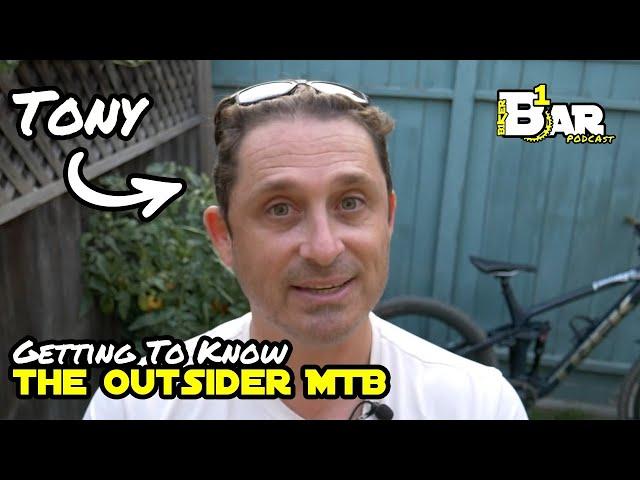 B1KER Bar Ep. 68 - The Outsider MTB