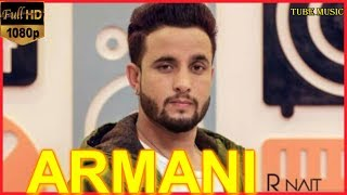 Armani - R Nait (FULL SONG) | Latest Punjabi Songs 2019 | TUBE MUSIC |