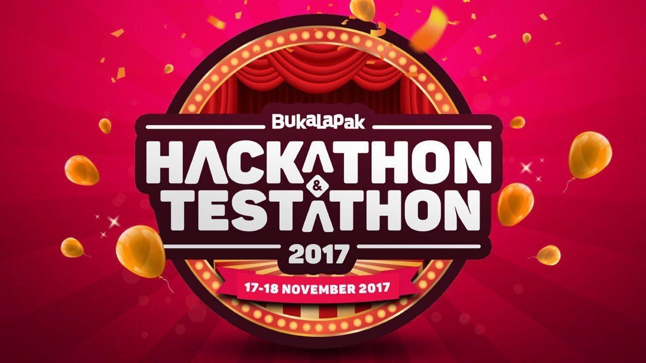 Hackathon testathon bukalapak 2017 youtube hackathon testathon bukalapak 2017 stopboris Gallery