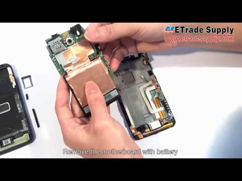 HTC one X Disassembly/Take Apart/Tear Down/Repair Tutorials