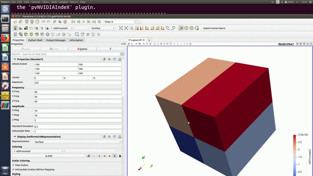 ParaView:VTK Advanced Visualization Part 3