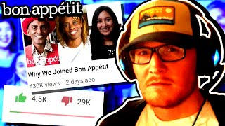 So Bon Appetit Started Uploading Again...