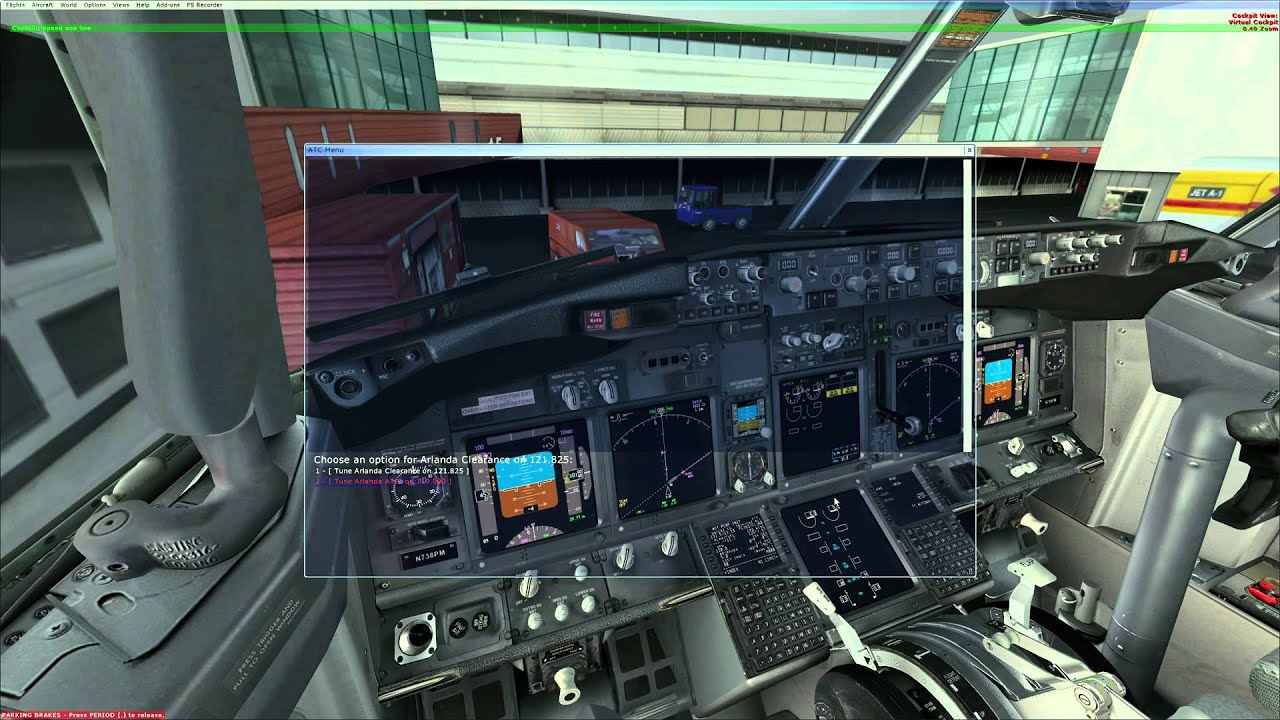FSX | PMDG | Boeing 737 | FS2Crew Reboot SOP2 - SOP3 | ESSA - ULLI | Manual  | Tutorial