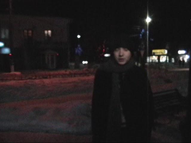 Изображение предпросмотра прочтения – ИванАхромеев читает произведение «Ночь, улица, фонарь, аптека…» А.А.Блока