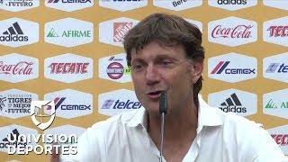 """Hernán Cristante sobre la derrota ante Tigres: """"Nos superaron por calidad. Es probada"""""""