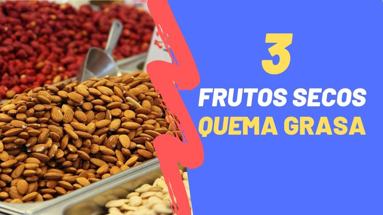 Mejores frutos secos para adelgazar